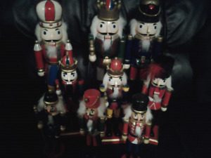 Nuts  about Nutcrackers