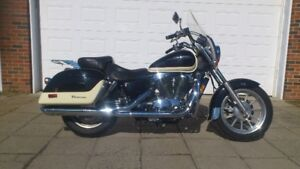 Honda shadow tourer ace 1998