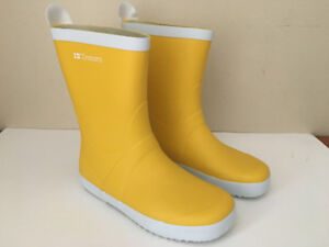 TRETORN Yellow Wings rain boot - Women's size 7