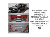 1979 PONTIAC TRANS AM MODEL CAR NEW