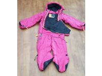 Musuc bag sleep suit