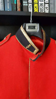 Red vintage military jacket great condition