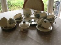Collection of Poole Pottery crockery