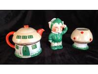 Shelley Mabel Lucie Atwell Teaset