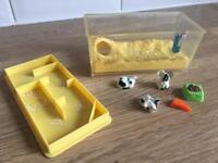Vintage littlest pet shop mouse set