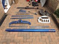 RenaultSport Clio 172 job lot of parts