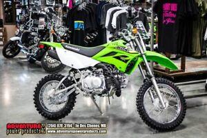 2017 Kawasaki KLX110L