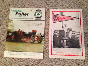 Wanted: Canadian Tractor Puller magazines