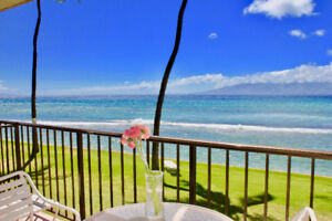 Papakea Oceanfront 1 BR in West Maui - $149/night in August!