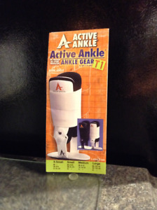 Active Ankle- ankle supports