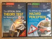 Motorcycle Theory & Hazard Test Revision Discs