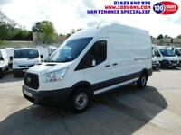 FORD TRANSIT 2.2TDCi NEW SHAPE VERY CLEAN VAN WITH 1 OWNER (100PS) RWD 350 L3H3