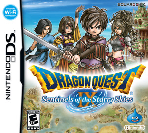 ***Looking for Dragon Quest 9 Ds