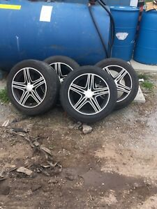 RIMS AND TIRES FORSALE WANT GONE