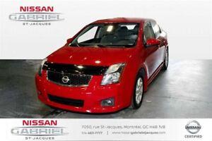 2012 Nissan Sentra 2.0 SR,SEDAN+AIR+AUTO+ FINANCEMENT À p