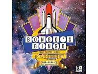 1 x Bongo's Bingo In Space Ticket - 18/08/17