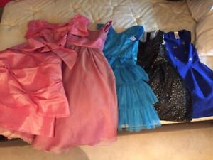 5 Girls Party Dresses
