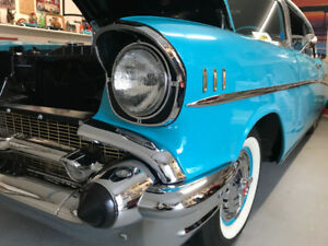 1957 Chevrolet Bel-Air Coupe, Beautifully Restored with Original