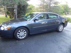 2011 Buick Lucerne CX Sedan, 3.9L V6 Engine