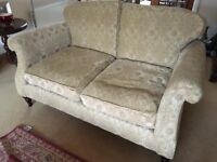Classic Derwent Westbury large and 2 seater sofas for sale.