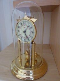 Koma Anniversary Clock, Working.