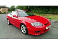2006 56 HYUNDAI COUPE SE AUTOMATIC * LOW MILEAGE / FULL YEAR MOT *