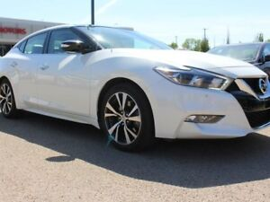 2017 Nissan Maxima LOW KMS!! DUAL SUNROOF, NAVI, HEATED SEATS+WH