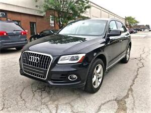 2015 Audi Q5 3.0L TDI, NAV, PANORAMIC ROOF, BACKUP CAMERA