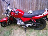 keeway speed 125 sold as Cat B and lexmoto gladiator 125 spares