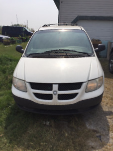 NEED GONE FAST 2002 Dodge Caravan  STILL RUNS