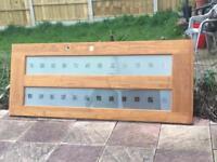 Glass door Very good condition