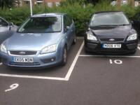 Ford Focus Blue/ Quick Sale Ghia Bargain