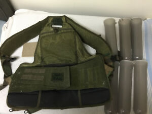 Vtac bravo paintball vest