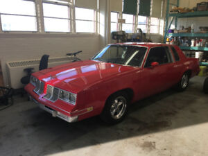 1982 olds cutlass supreme for sale