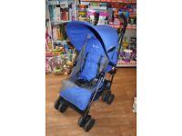 Silver Cross Pop Pushchair Stroller Buggy