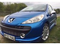 Peugeot 207 GTI Limited Edition 175BHP In Excellent Condition Open to Sensible Offers