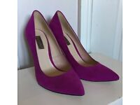 Fuchsia TOPSHOP High Heels UK5