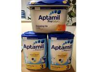 Aptamil 3x