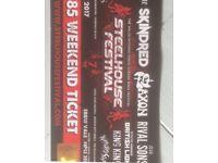 Steelhouse Festival Weekend Ticket