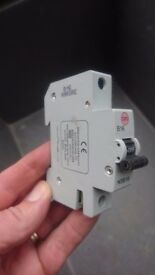 Wylex Mini Circuit Breakers (MCB) - 6A, 16A, 32A, 40A & 50A