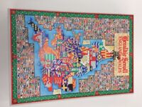 Heraldic Scroll Puzzle - 2000 pieces