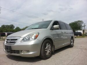 2005 Honda Odyssey EXL !! FULLY LOADED !! CERTIFIED & E-TESTED !