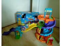 Vtech Toot Toot Drivers Car Parking Tower