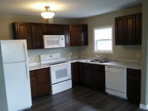 New two bedroom apt available right now!