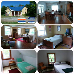 PRICE DROP Serene country home with 5 bedrooms - many updates