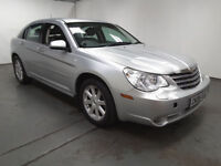 2008(08)CHRYSLER SEBRING 2.0 CRDi LIMITED MET SILVER,FULLY LOADED,6 SPEED,GREAT VALUE