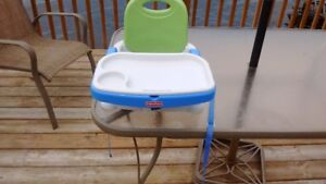 Booster Chair      Fisher Price