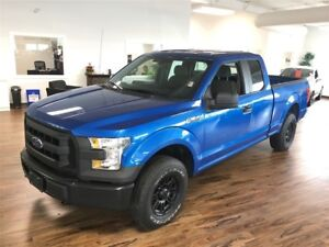 2015 Ford F-150 XL 4x4 [UPGRADED TIRES/RIMS]