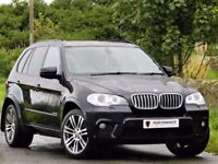 PANORAMIC ROOF! (2012) BMW X5 XDRIVE 40D M SPORT - CAMERA /SAT NAV - LEATHER - ALLOYS - FULL SERVICE