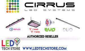 Cirrus - Best Quality LED Grow Light - WiFi, high efficiency ++
